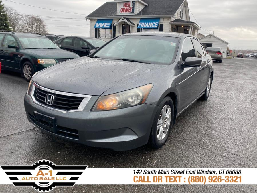 Used 2010 Honda Accord Sdn in East Windsor, Connecticut | A1 Auto Sale LLC. East Windsor, Connecticut