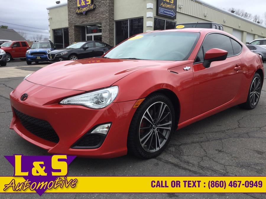 Used 2013 Scion FR-S in Plantsville, Connecticut | L&S Automotive LLC. Plantsville, Connecticut