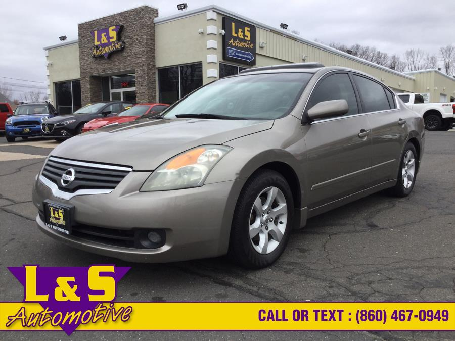 Used 2008 Nissan Altima in Plantsville, Connecticut | L&S Automotive LLC. Plantsville, Connecticut