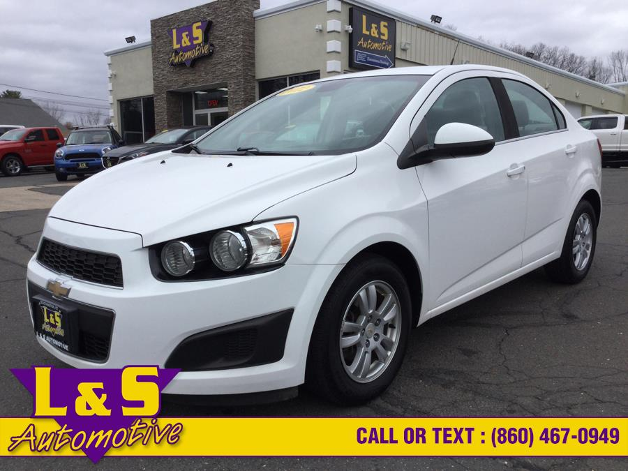 Used 2012 Chevrolet Sonic in Plantsville, Connecticut | L&S Automotive LLC. Plantsville, Connecticut