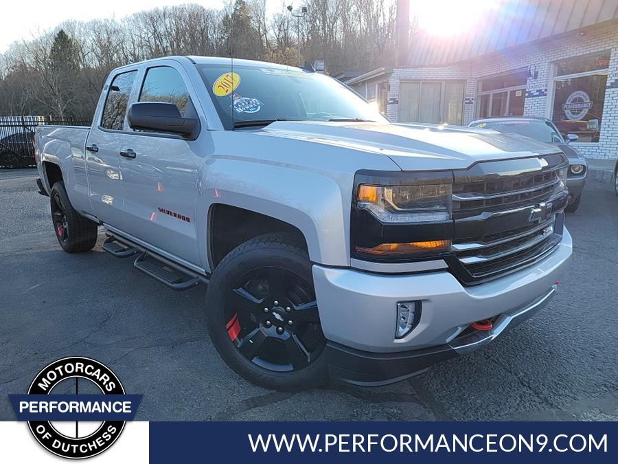 Used 2017 Chevrolet Silverado 1500 in Wappingers Falls, New York | Performance Motorcars Inc. Wappingers Falls, New York