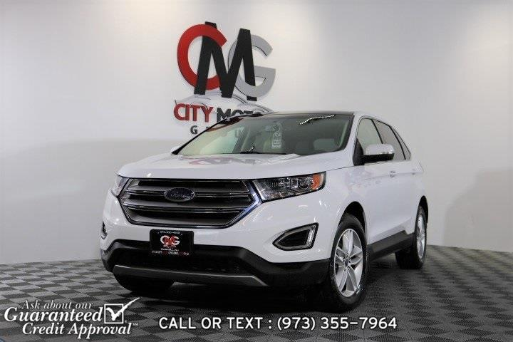 Used Ford Edge SEL 2015 | City Motor Group Inc.. Haskell, New Jersey