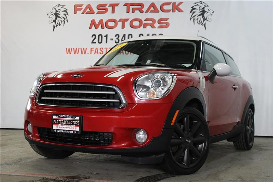 Used Mini Cooper PACEMAN 2014   Fast Track Motors. Paterson, New Jersey