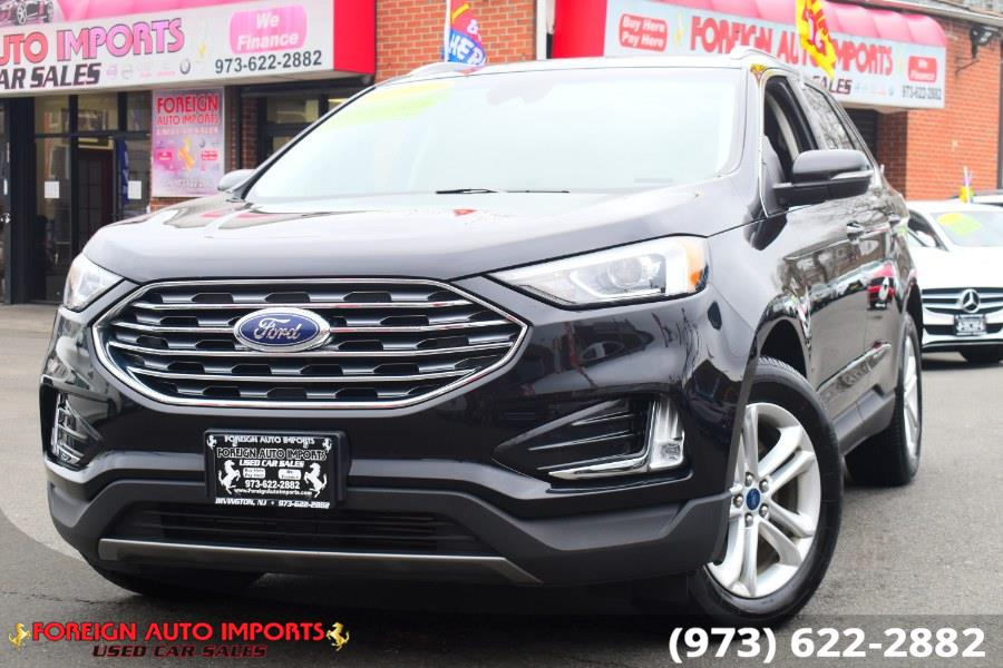 Used 2019 Ford Edge in Irvington, New Jersey | Foreign Auto Imports. Irvington, New Jersey