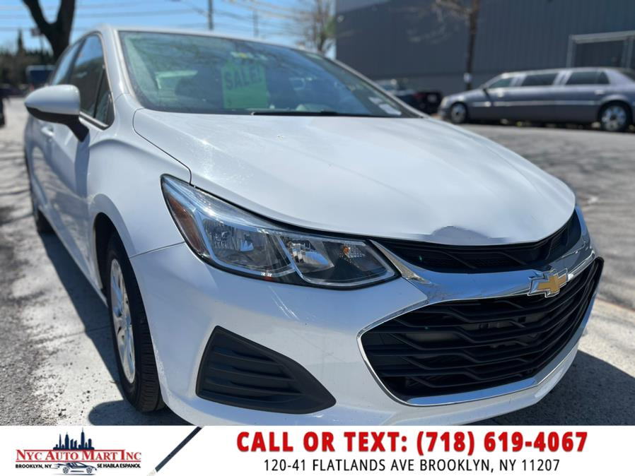 Used 2019 Chevrolet Cruze in Brooklyn, New York | NYC Automart Inc. Brooklyn, New York
