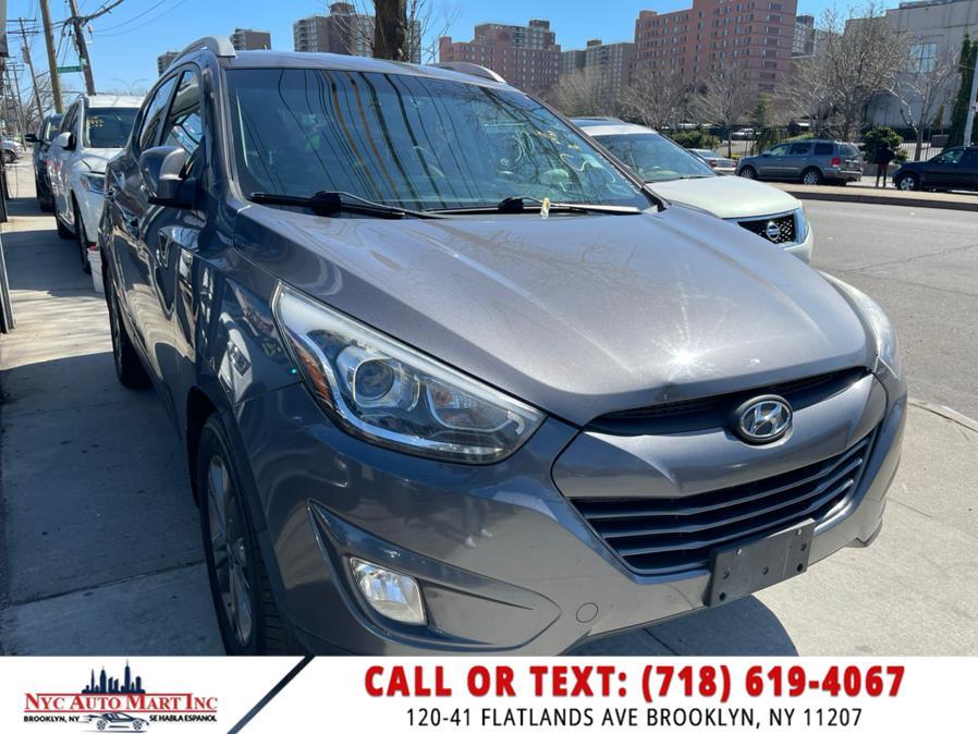 Used 2015 Hyundai Tucson in Brooklyn, New York   NYC Automart Inc. Brooklyn, New York