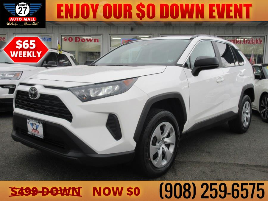 Used 2020 Toyota RAV4 in Linden, New Jersey   Route 27 Auto Mall. Linden, New Jersey