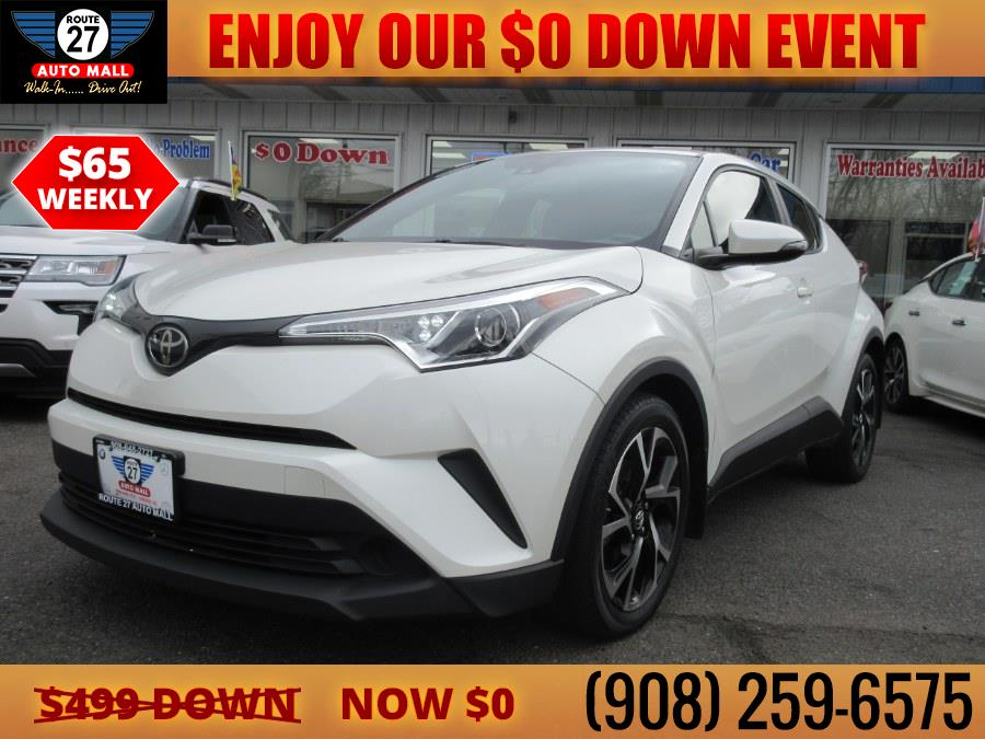 Used 2018 Toyota C-HR in Linden, New Jersey | Route 27 Auto Mall. Linden, New Jersey