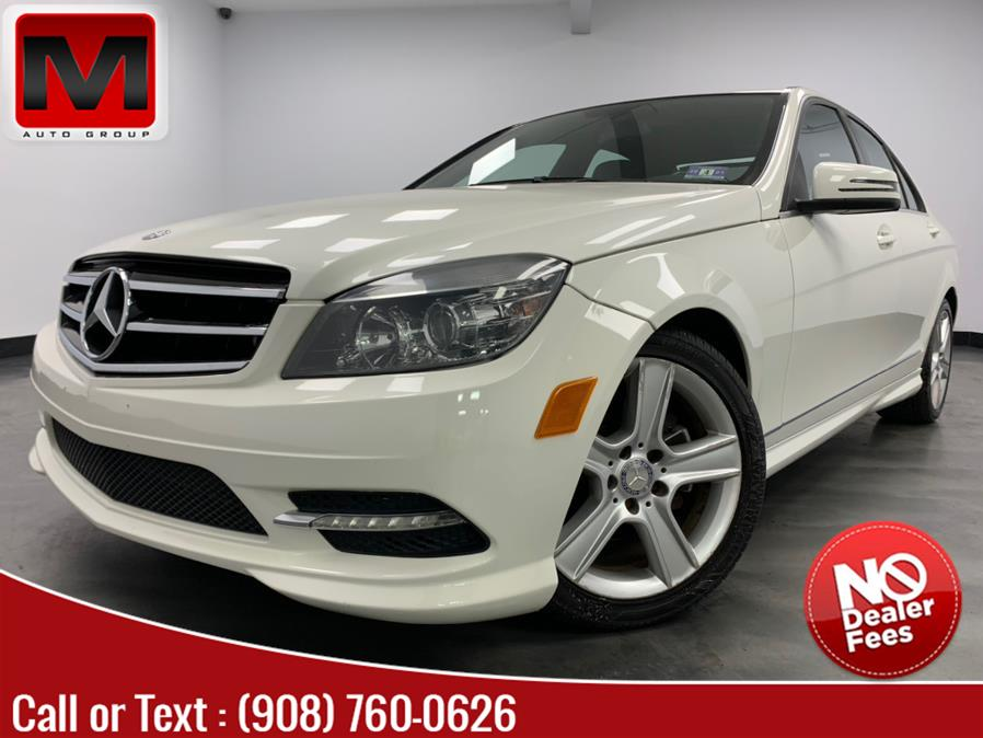 Used Mercedes-Benz C-Class 4dr Sdn C300 Sport 4MATIC 2011 | M Auto Group. Elizabeth, New Jersey