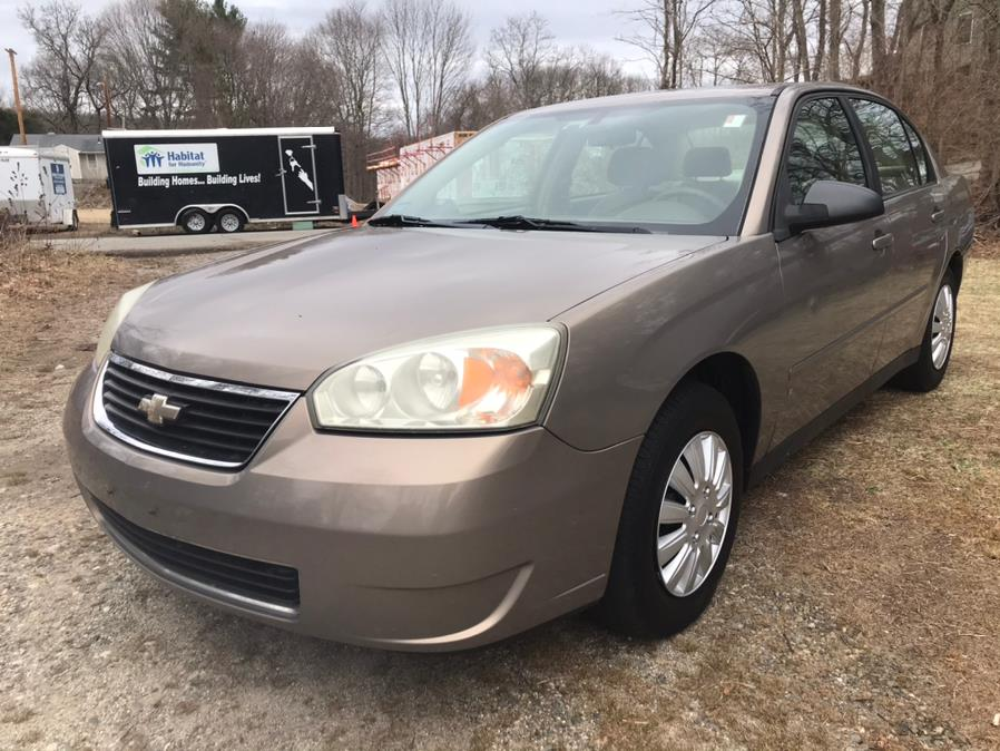 Used 2008 Chevrolet Malibu Classic in Norwich, Connecticut | Elite Auto Brokers LLC. Norwich, Connecticut