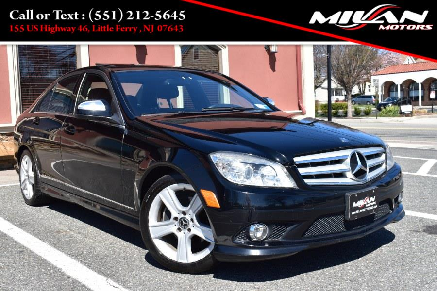 Used Mercedes-Benz C-Class 4dr Sdn 3.0L Sport 4MATIC 2009 | Milan Motors. Little Ferry , New Jersey