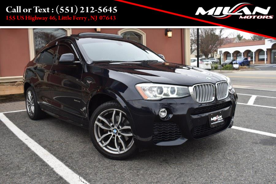 Used BMW X4 AWD 4dr xDrive35i 2015 | Milan Motors. Little Ferry , New Jersey