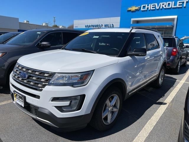 Used Ford Explorer XLT 2017   Sullivan Automotive Group. Avon, Connecticut