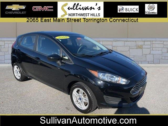 Used 2018 Ford Fiesta in Avon, Connecticut | Sullivan Automotive Group. Avon, Connecticut