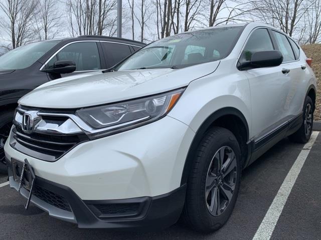 Used Honda Cr-v LX 2018 | Sullivan Automotive Group. Avon, Connecticut