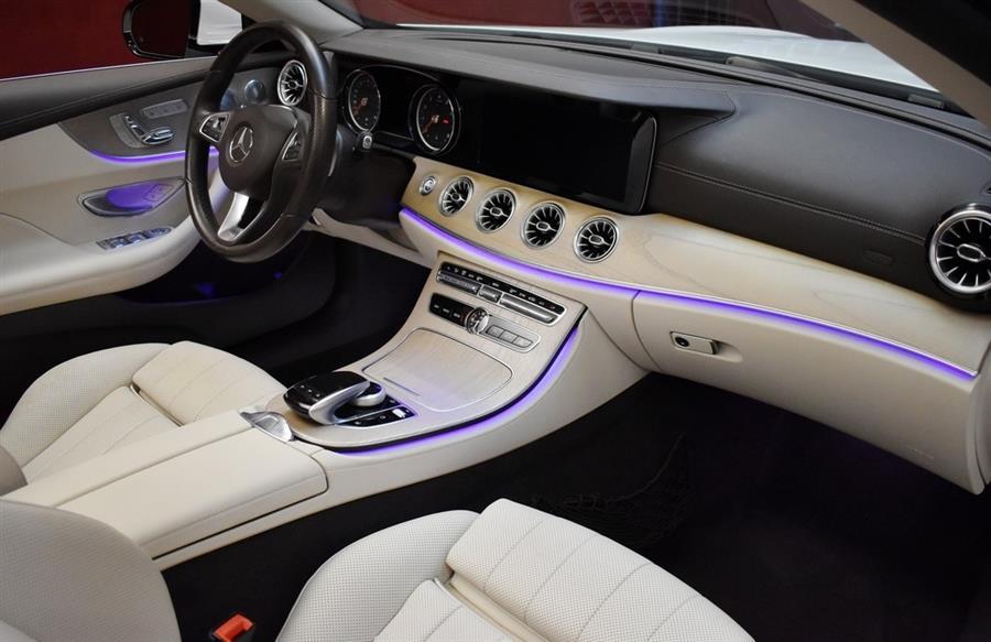 Used Mercedes-benz E-class E 400 4MATIC 2018 | Select Motor Cars. Deer Park, New York