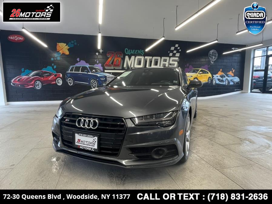 Used 2016 Audi S7 in Woodside, New York | 26 Motors Queens. Woodside, New York