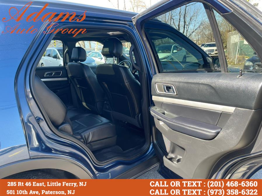 Used Ford Explorer XLT 4WD 2017 | Adams Auto Group . Little Ferry , New Jersey