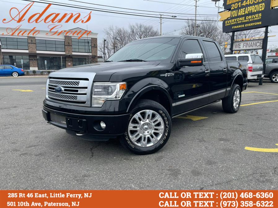 "Used Ford F-150 4WD SuperCrew 145"" Platinum 2013 