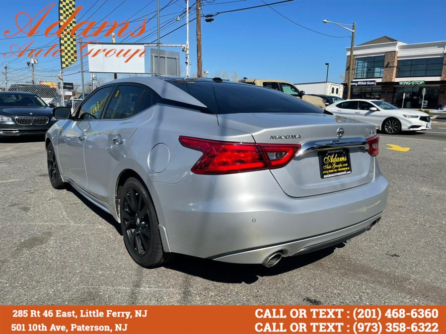 Used Nissan Maxima 4dr Sdn 3.5 Platinum 2016 | Adams Auto Group . Little Ferry , New Jersey