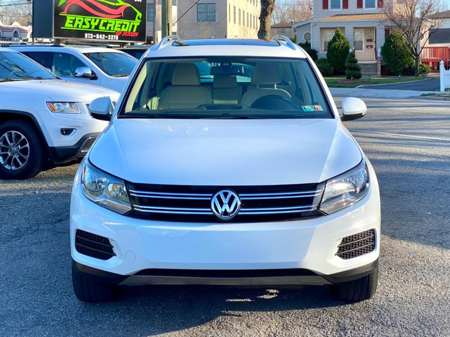 Used Volkswagen Tiguan 2.0T Wolfsburg Edition 4MOTION 2017 | Easy Credit of Jersey. South Hackensack, New Jersey