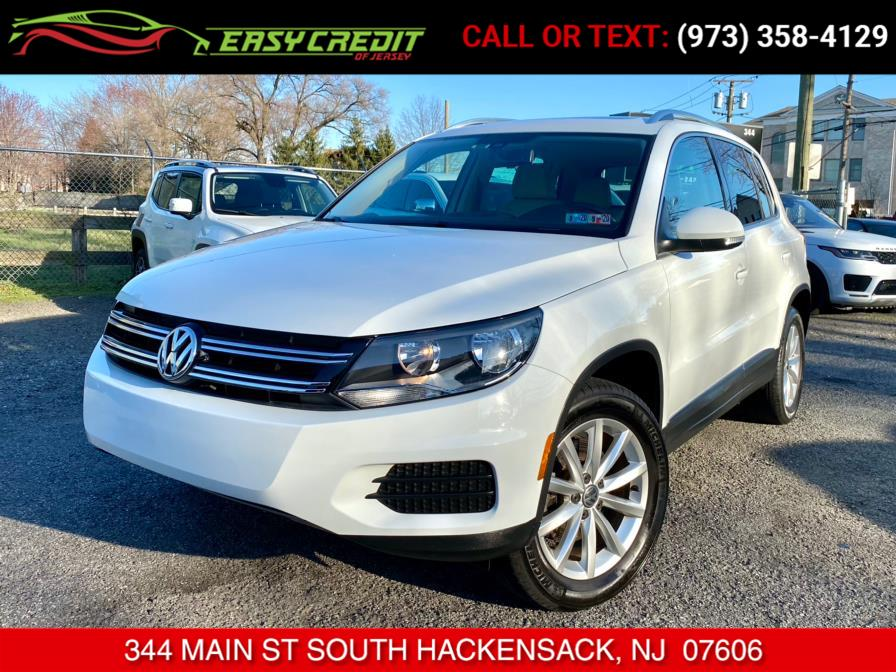 Used 2017 Volkswagen Tiguan in South Hackensack, New Jersey | Easy Credit of Jersey. South Hackensack, New Jersey
