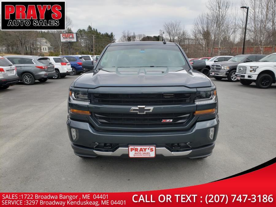 Used 2018 Chevrolet Silverado 1500 in Bangor , Maine | Pray's Auto Sales . Bangor , Maine