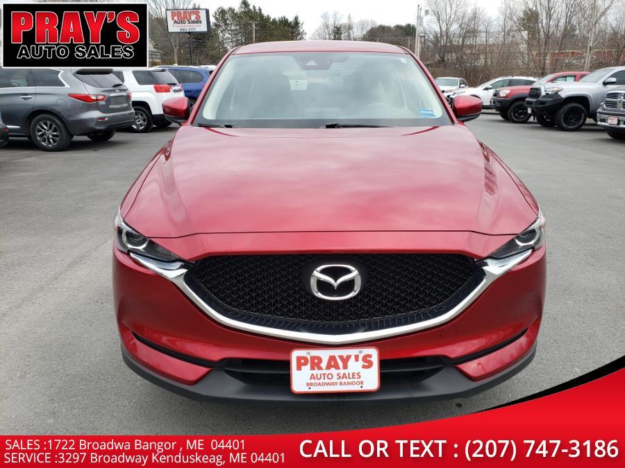 Used 2018 Mazda CX-5 in Bangor , Maine | Pray's Auto Sales . Bangor , Maine