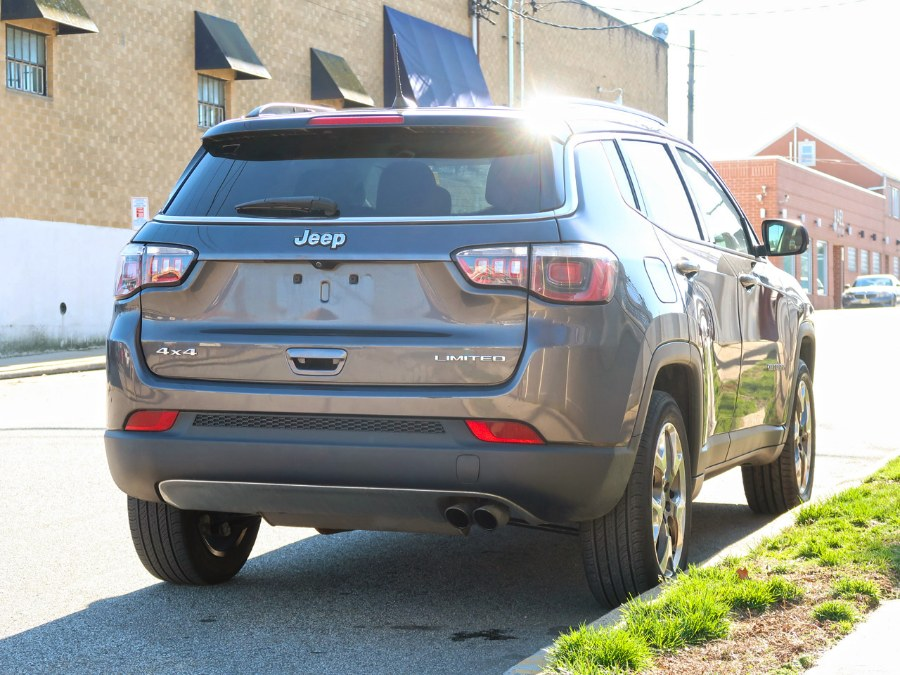 Used Jeep Compass Limited 2018 | Auto Expo Ent Inc.. Great Neck, New York