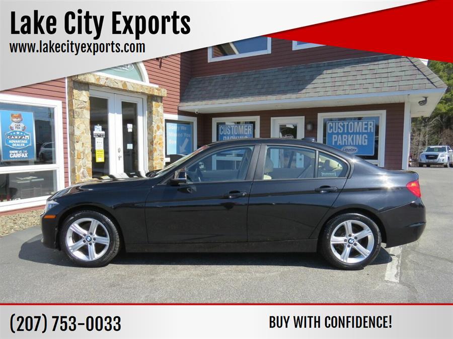 Used BMW 3 Series 328d xDrive AWD 4dr Sedan 2014 | Lake City Exports Inc. Auburn, Maine