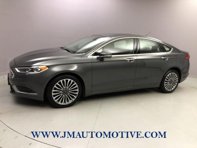 Used 2018 Ford Fusion in Naugatuck, Connecticut | J&M Automotive Sls&Svc LLC. Naugatuck, Connecticut