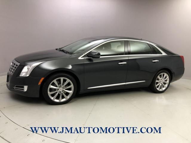 Used Cadillac Xts 4dr Sdn Luxury AWD 2013 | J&M Automotive Sls&Svc LLC. Naugatuck, Connecticut
