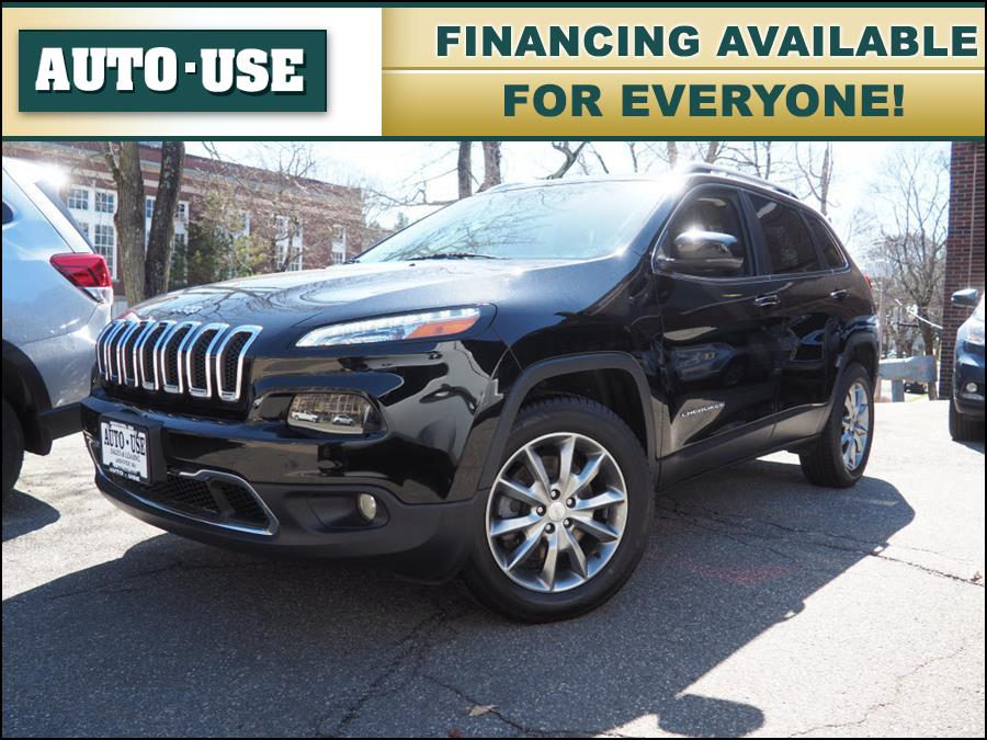 Used 2018 Jeep Cherokee in Andover, Massachusetts | Autouse. Andover, Massachusetts