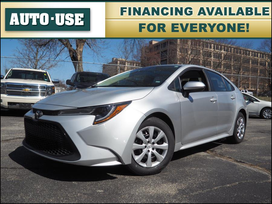 Used 2020 Toyota Corolla in Andover, Massachusetts | Autouse. Andover, Massachusetts