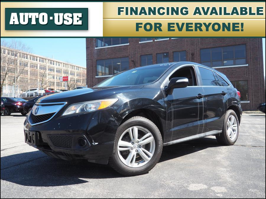 Used 2014 Acura Rdx in Andover, Massachusetts | Autouse. Andover, Massachusetts