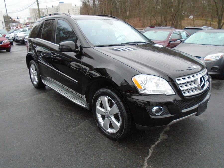 Used Mercedes-Benz M-Class 4MATIC 4dr ML 350 2011 | Jim Juliani Motors. Waterbury, Connecticut