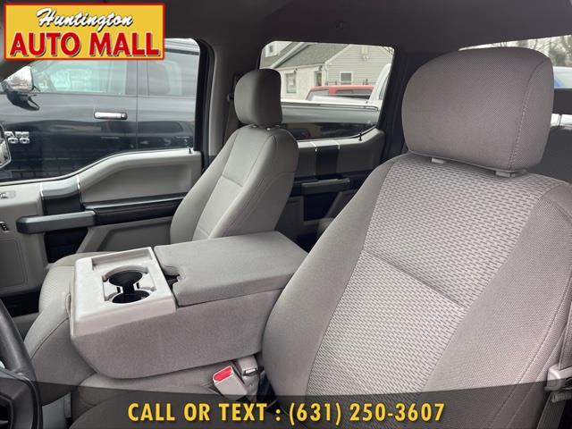 Used Ford F-150 XLT 4WD SuperCrew 6.5'' Box 2017 | Huntington Auto Mall. Huntington Station, New York