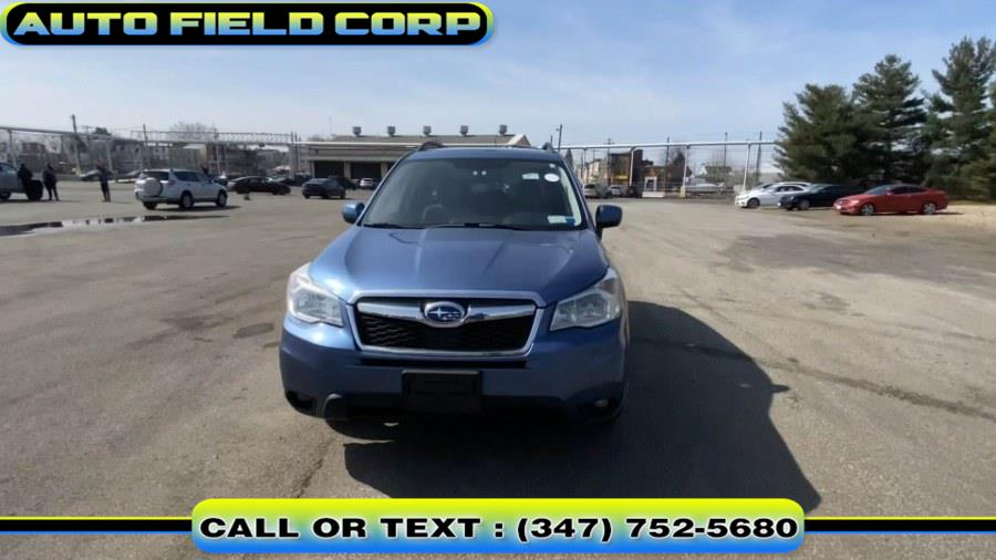 Used Subaru Forester 4dr CVT 2.5i Limited PZEV 2015 | Auto Field Corp. Jamaica, New York