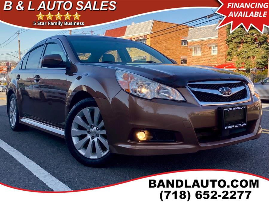 Used 2011 Subaru Legacy in Bronx, New York | B & L Auto Sales LLC. Bronx, New York