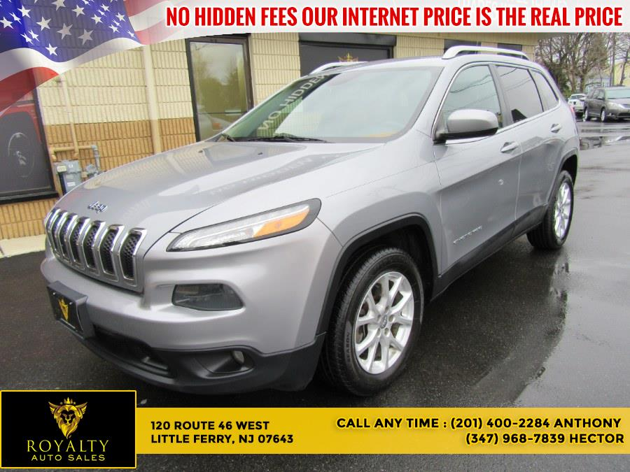 Used 2014 Jeep Cherokee in Little Ferry, New Jersey | Royalty Auto Sales. Little Ferry, New Jersey