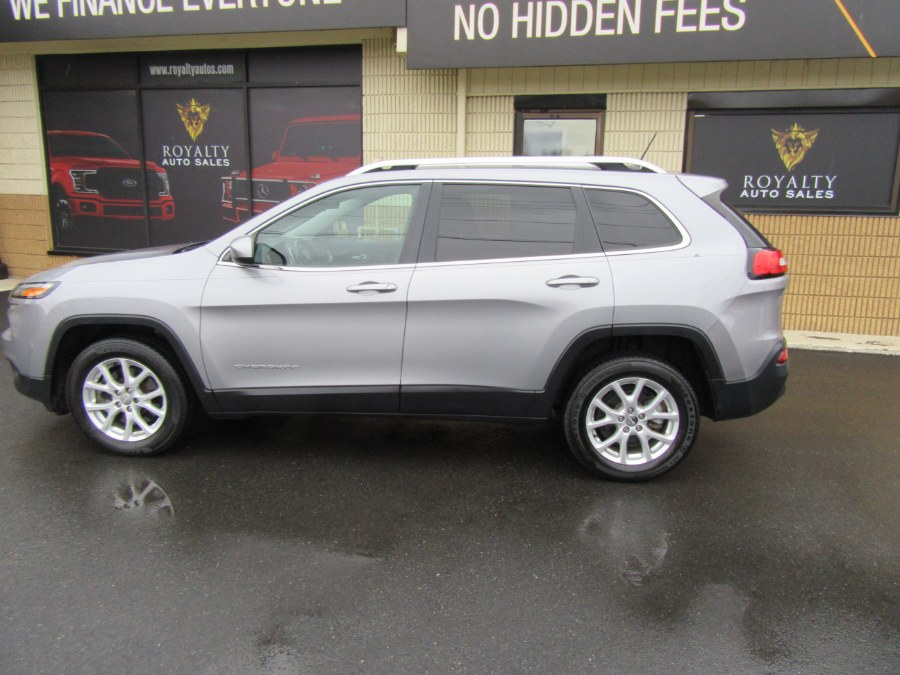 Used Jeep Cherokee FWD 4dr Latitude Altitude 2014 | Royalty Auto Sales. Little Ferry, New Jersey