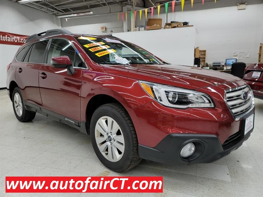 Used 2017 Subaru Outback in West Haven, Connecticut