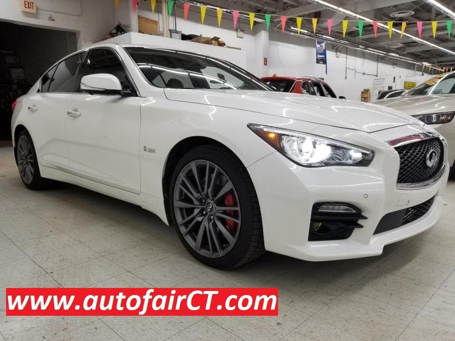 Used 2017 INFINITI Q50 in West Haven, Connecticut