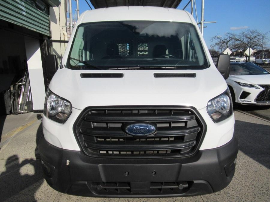 "Used Ford Transit Cargo Van T-250 148"" Med Rf 9070 GVWR RWD 2020 | Pepmore Auto Sales Inc.. Woodside, New York"