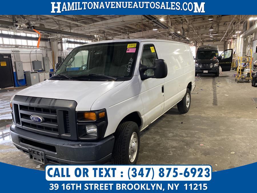 Used Ford Econoline Cargo Van e-350 2014 | Hamilton Avenue Auto Sales DBA Nyautoauction.com. Brooklyn, New York