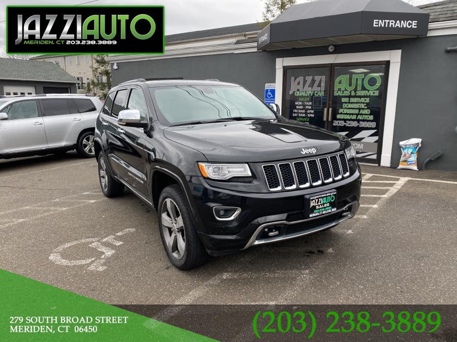 Used Jeep Grand Cherokee 4WD 4dr Overland 2015 | Jazzi Auto Sales LLC. Meriden, Connecticut