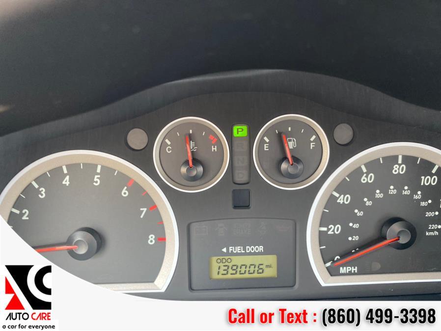 Used Hyundai Santa Fe 4dr GLS 4WD 3.5L Auto 2005   Auto Care Motors. Vernon , Connecticut
