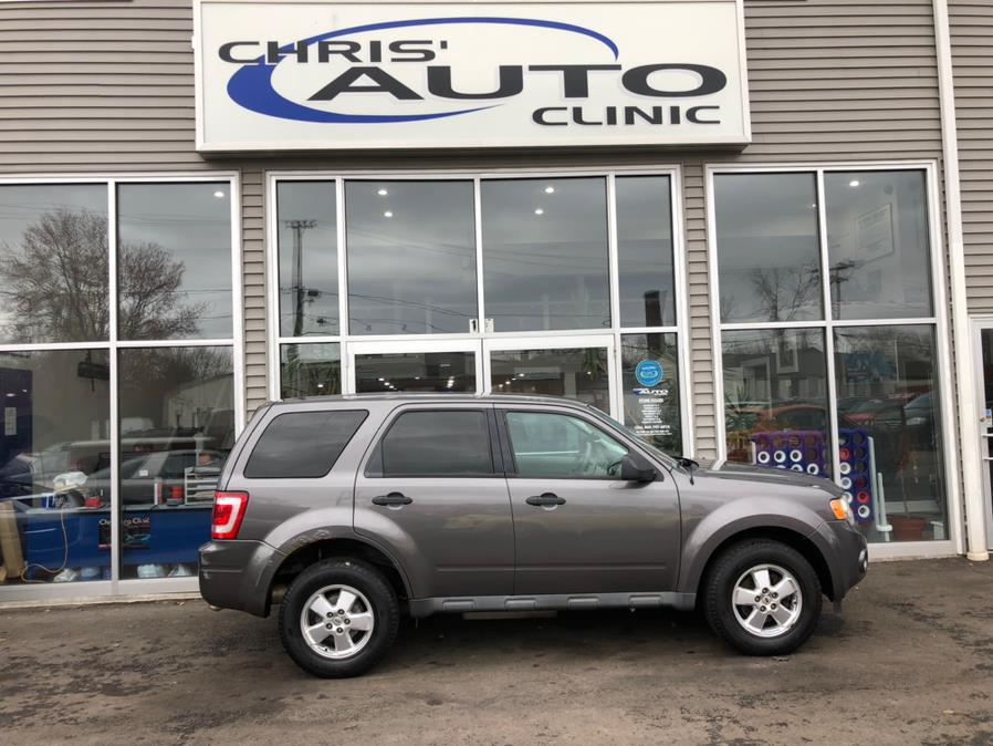 Used Ford Escape 4WD 4dr XLS 2011 | Chris's Auto Clinic. Plainville, Connecticut