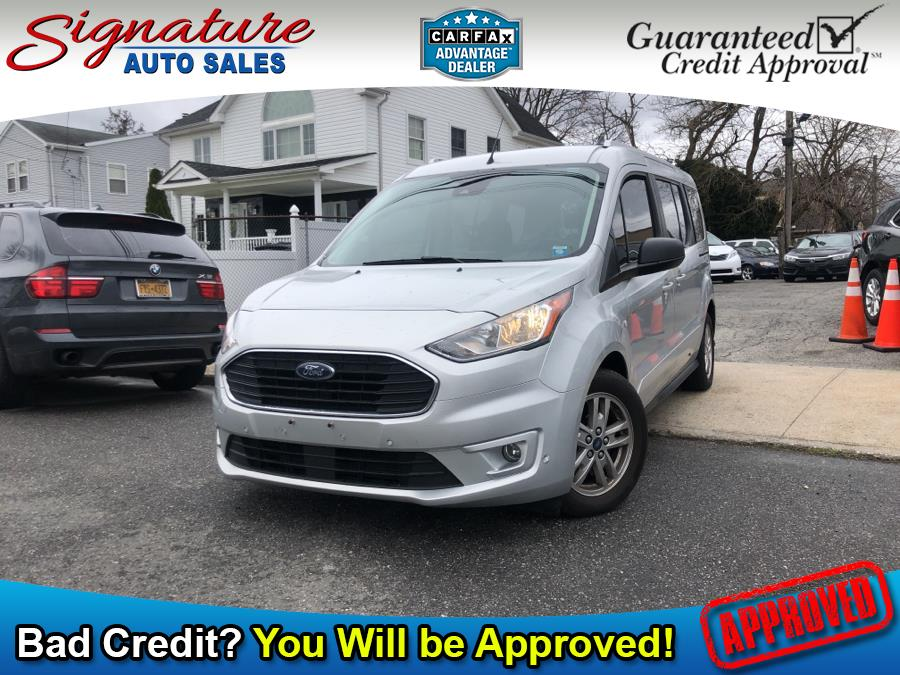 Used 2020 Ford Transit Connect Wagon in Franklin Square, New York | Signature Auto Sales. Franklin Square, New York