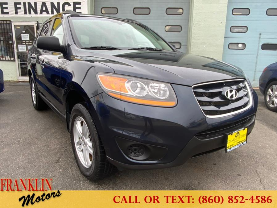 Used 2011 Hyundai Santa Fe in Hartford, Connecticut | Franklin Motors Auto Sales LLC. Hartford, Connecticut